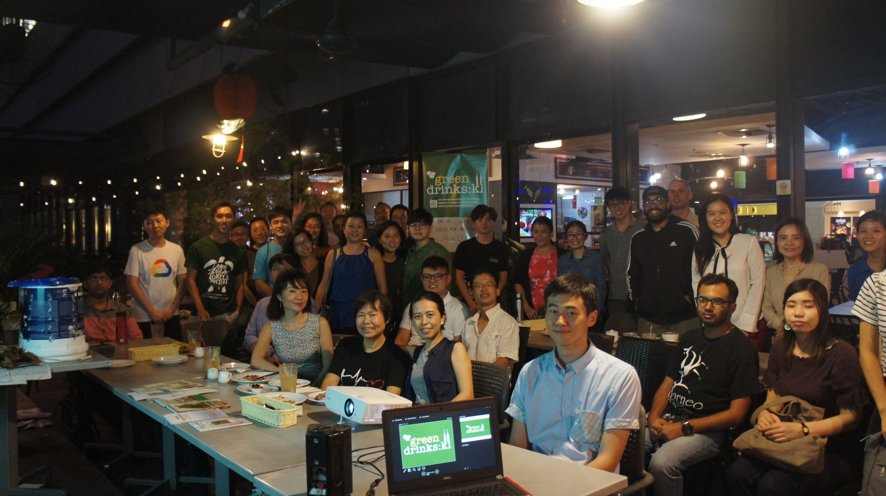 Green Drinks KL: How can we compost in high rise building and landed property?