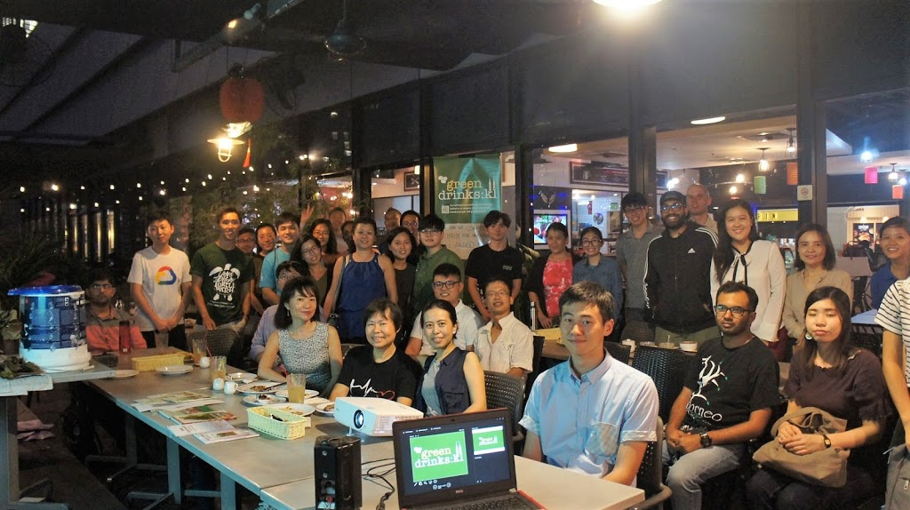 Green Drinks KL: How to Grow Your Own Food?